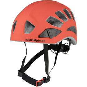AustriAlpin Helm.ut Casque d'escalade enfant, orange